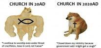 chrześcijanie kiedyś i dziś.jpg